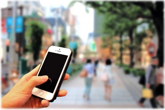 海外Wi-Fiルーターとスマホ