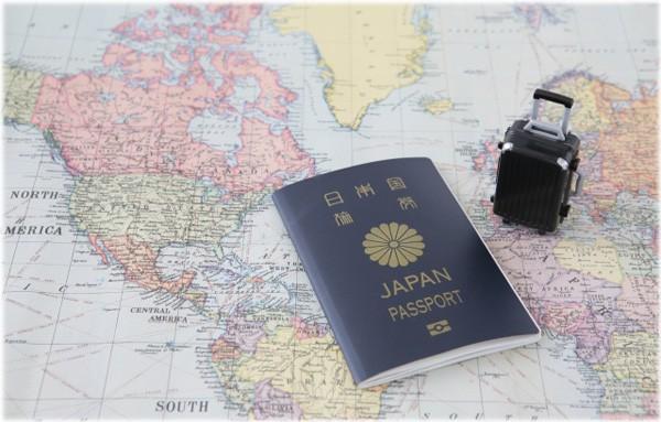 パスポート盗難