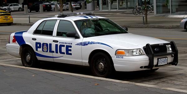 カナダの警察