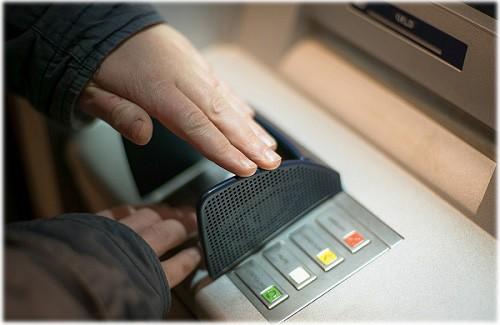 ATM暗証番号