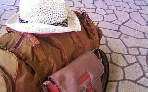 旅行かばん