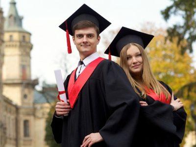アメリカ留学と卒業