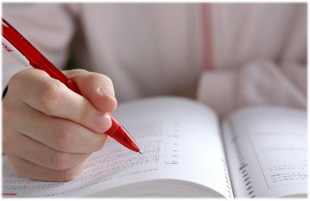 TOEFLの学習