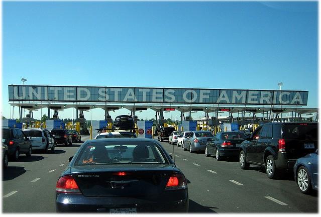 アメリカ国境